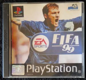 "Jeux ""multi-version"" black label PS1 Mini_373204FIFA992"