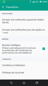 [APPLICATION ANDROID] HTC BOOST+ DU HTC 10 [gratuit] Mini_389475Screenshot20160414222258