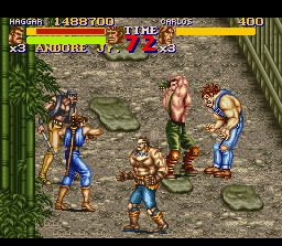 Final Fight 2 - Fiche de jeu Mini_407082804