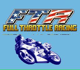 Full Throttle All-American Racing - Fiche de jeu Mini_434636311