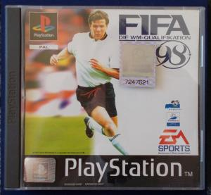 "Jeux ""multi-version"" black label PS1 Mini_451454FIFA984"