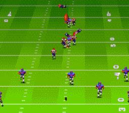 John Madden Football '93 - Fiche de jeu Mini_462758324