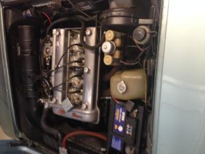Giulia gt 1750 Blue chiaro Mini_463730image523