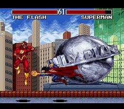 Justice League Task Force - Fiche de jeu Mini_482996133
