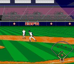ESPN Baseball Tonight - Fiche de jeu Mini_490400172