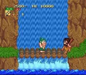 Joe & Mac : Caveman Ninja - Fiche de jeu Mini_491500503