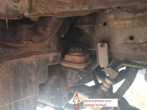 [Tuto] Vidange de boite de vitesse et de liquide de direction assistée Mini_505546IMG1342