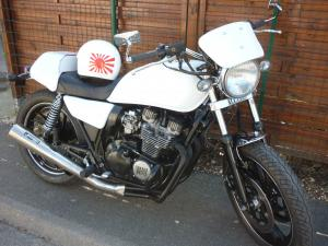 XJ 400 en Cafe Racer et/ou Brat Style Mini_509470P1050977