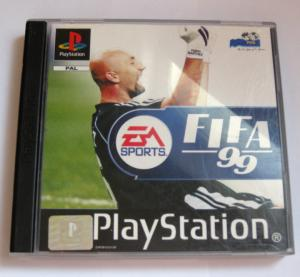 "Jeux ""multi-version"" black label PS1 Mini_517272FIFA991"