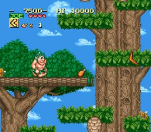 Joe & Mac : Caveman Ninja - Fiche de jeu Mini_519724184