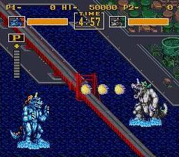 King of the Monsters - Fiche de jeu Mini_528497253