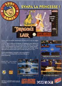 Dragon's Lair - Fiche de jeu Mini_538508DragonsLair