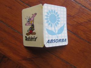 Porte clé astérix Absorba? Mini_554073IMG1587