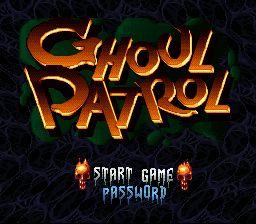 Ghoul Patrol - Fiche de jeu Mini_565522821