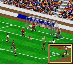 FIFA International Soccer - Fiche de jeu Mini_625660564