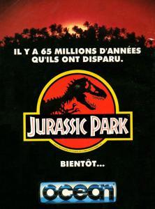 Jurassic Park - Fiche de jeu Mini_625781JurassicParkone