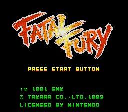 Fatal Fury - Fiche de jeu Mini_626290731
