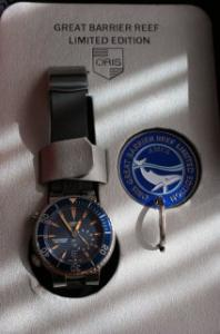Ma nouvelle (1) : Oris Great Barrier Reef Mini_628854DSC02019