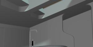"""Challenge thème : """"modélisation et rendu d'une maison atypique"""" - Silk37 & SB - ArchiCAD 17 - 3DS/V-Ray - Photoshop Mini_632972OLSHouseSalledeBainvue4"""