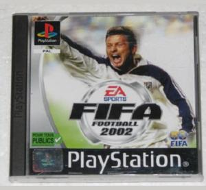 "Jeux ""multi-version"" black label PS1 Mini_634901FIFA20026"