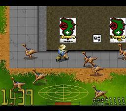 Jurassic Park - Fiche de jeu Mini_645932434