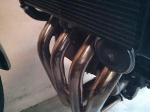 Emplacement d'origine du klaxon sur FZ6 N S2 Mini_648602IMG20140510160152
