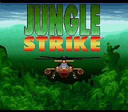 Jungle Strike : The Sequel to Desert Strike - Fiche de jeu Mini_656833141