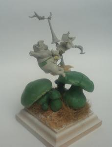 Les réalisations de Pepito (nouveau projet : diorama dans un marécage) Mini_660725Cochongob9