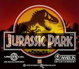 Jurassic Park - Fiche de jeu Mini_664465621