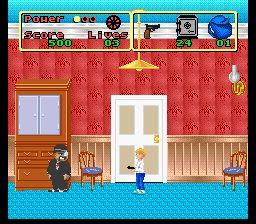 Home Alone - Fiche de jeu Mini_699843164
