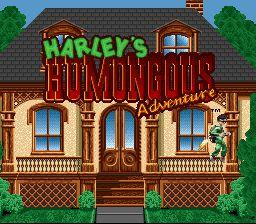 Harley's Humongous Adventure - Fiche de jeu Mini_703651911