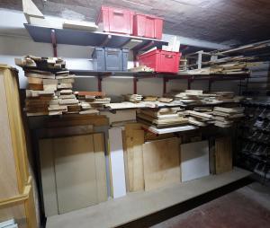 Un rack à panneaux et petits bois Mini_714314D36643c1s