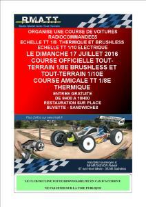"""Course """"électrique"""" du 17 Juillet 2016 Mini_723492afficheclub17Juillet2016"""