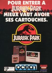 Jurassic Park - Fiche de jeu Mini_725316JurassicPark