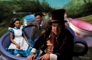 Les stars posent pour Annie Leibovitz pour les campagnes marketing Disney - Page 4 Mini_738337Alice