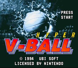 Hyper V-Ball - Fiche de jeu Mini_745922841