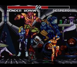 Justice League Task Force - Fiche de jeu Mini_749380734