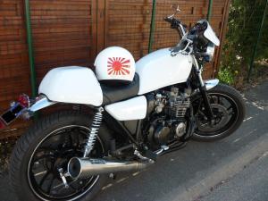XJ 400 en Cafe Racer et/ou Brat Style Mini_754076P1050978
