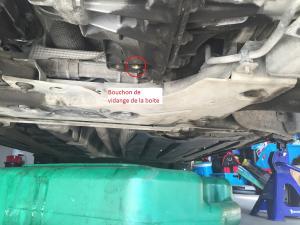 [Tuto] Vidange de boite de vitesse et de liquide de direction assistée Mini_755680IMG1334