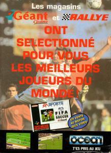 FIFA International Soccer - Fiche de jeu Mini_769711FifaInternationalSoccerPub2