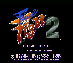 Final Fight 2 - Fiche de jeu Mini_779695901