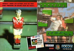 FIFA International Soccer - Fiche de jeu Mini_809126FifaInternationalSoccerPub1