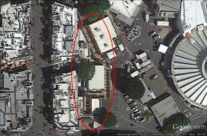 [Disneyland Park] Main Street, U.S.A.: remaniement des points de restauration (2012) et agrandissement (2015) - Page 3 Mini_819131DLbacksidealley