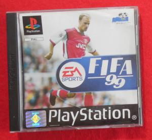 "Jeux ""multi-version"" black label PS1 Mini_833804FIFA993"