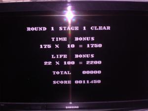 Jeu défis part II High score 8 Master Of Darkness niveau 1 Mini_840745CIMG2601