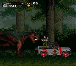 Jurassic Park Part 2 : The Chaos Continues - Fiche de jeu Mini_864757961