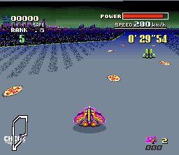F-Zero - Fiche de jeu Mini_875129743