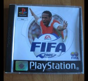 "Jeux ""multi-version"" black label PS1 Mini_903986FIFA20011"