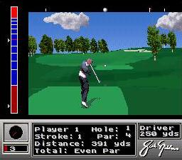 Jack Nicklaus Golf - Fiche de jeu Mini_911428113