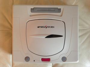 SATURN jap blanche en boite & jeux SAT, MD et SMS Mini_924192IMG7089
